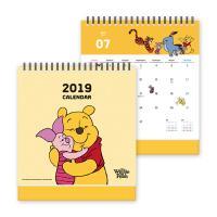 2019 디즈니 곰돌이 푸 탁상달력