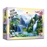(알록퍼즐)1000피스 산천초목 직소퍼즐 AL3013