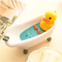[무료배송]오리 욕조 비누받침대