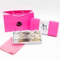 [추석선물] 시루아네 추석 1호 선물세트(60g, 15개,)보자기+쇼핑백 포함