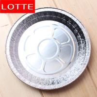(와인앤쿡)실속형10p L 은박접시 실속형(18cm)