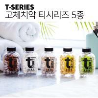 티시리즈 고체치약 씹는치약 60정