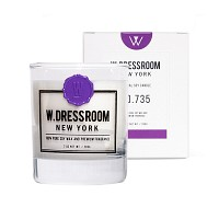 W.DRESSROOM 네추럴소이캔들 - No.735 라벤더 & 레몬