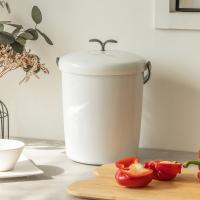 에코 가정용 압축 음식물쓰레기통 8.5L
