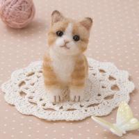 하마나카 노란 치즈 아기고양이 키트