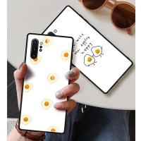 갤럭시노트9 노트9/슬림 강화유리 하드 핸드폰 케이스