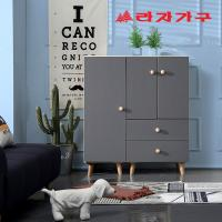 무디 소프트 서랍 옷장 세트 1000