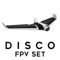 [Parrot] 디스코 DISCO FPV 풀패키지  최대45분비행 풀HD FPV고글 실시간FPV 시속최대 80Km/h