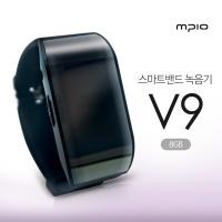 [MPIO] V9 손목시계형 보이스레코더/MP3/녹음기/강의/어학/회의/스터디용