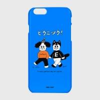 [어프어프] 하드/터프/슬라이드 Poovely Husky-blue