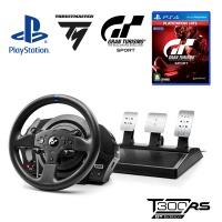 PS4 그란투리스모 스포트 + T300RS GT에디션 레이싱휠