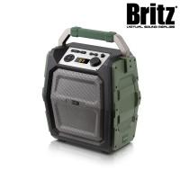브리츠 아웃도어 블루투스 가라오케 스피커 BZ-VX6050 (에코기능지원 / 30w RMS / AUX단자)