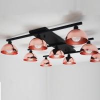 헤미스피어 9등- 핑크골드 (LED겸용 국내산 정품)