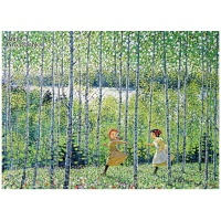 300조각/ 빨강머리 앤 /자작나무숲의녹색바람/ 퍼즐