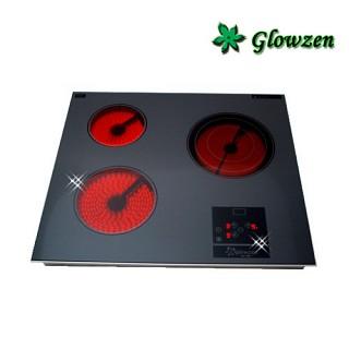 글로젠 3구 확장형 빌트인 터치식 전기렌지 GN-903