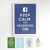 Keep Calm 패러디포스터 - 스마트라이프
