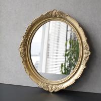 로망스 골드 거울