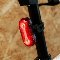 [자전거후미등] CS BIKE 레이팔 2265 CLY (usb충전식)