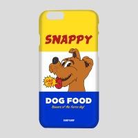 [어프어프] 하드케이스 Snappy dog-blue