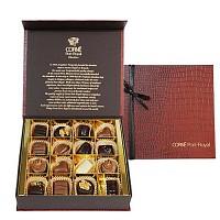 [코르네포트로얄] 프리미엄 어솔트 No.16 / 벨기에 100% 수제 초콜릿·고급수제초콜릿·어버이날 선물·스승의날 선물·발렌타인데이·화이트데이