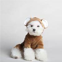 ANIMAL SERIES TEDDY_CHOCO