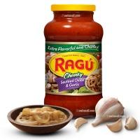 라구소스 : 튀긴 양파와 마늘 소스 (유리병)