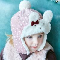 모모프렌즈 팝콘 모자