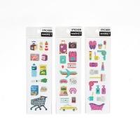 스티커마켓 홀로그램스티커 (마트/여행/욕실)