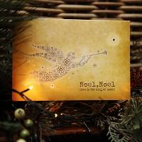하베스터 크리스마스 카드 - 천사의 노래