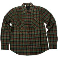 [enjoi] ALL-IN SLIM FIT WOVEN L/S SHIRTS (Poo)