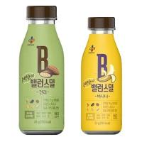 [CJ제일제당] 한끼식사 밸런스밀 견과x3개+바나나x3개