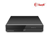 EasyN 네트워크 카메라 녹화 저장장치 4채널 NVR ESN-VR1 PoE (4대 동시 녹화 및 모니터링 / HDMI + VGA 동시 출력 / HDD 연결가능)