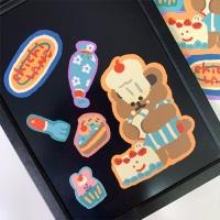 치치랜드_케이크만들기 리무버블 스티커