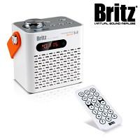 브리츠 휴대용 블루투스4.0 스피커 BZ-C70 Fansy (통화가능 핸즈프리 기능 / FM라디오 / MicroSD 메모리카드 재생 / AUX 단자 / 충전)