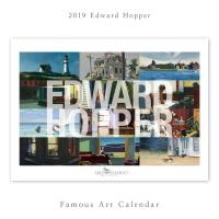 [2019 명화 캘린더] Edward Hopper 에드워드 호퍼