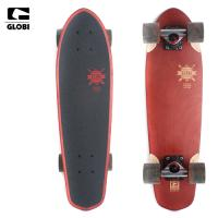 [GLOBE] 26 BLAZER X CLEAR RED X MINI CRUISER COMPLETE