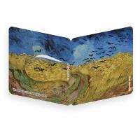 [자동책갈피수지인] 고흐:까마귀가있는밀밭