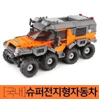 XB-03027 싱바오 슈퍼전지형 자동차 조립 블럭
