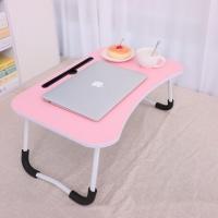 스마트 접이식 테이블 베드트레이 노트북테이블 1인용