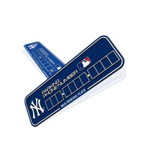 [MLB정품] 차량용 주차번호판