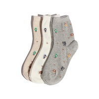 [3팩] 여성용 #CARTINA W SOCKS