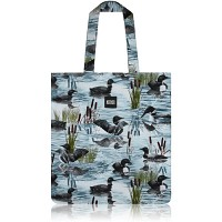 nother Brent Goose Flat Tote Bag (Cattail) / 나더 브렌트 구스 플랫 토트백