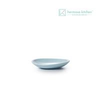 [에르모사키친] 컬러머드 5인치 플레이트 블루 12.5cm
