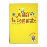홀마크 생일 축하 카드(미니케이크)-KED2147