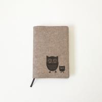 [바느질시간]부엉이 북커버 8colors