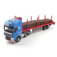 LOG TRANSPORTER(KDW250344BL) 통나무 운송트레일러