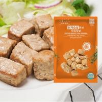 닭가슴살 큐브 실온보관 2가지맛 큐브 닭가슴살 100g