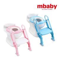 [엠베이비] 스텝 계단식 변기 커버 유아 배변훈련