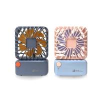 [허브스토리] 미니 휴대용 선풍기 큐브 F3