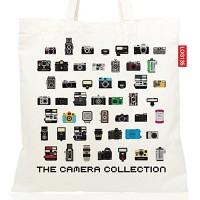 [로모그래피] The Camera Collection Eco Bag